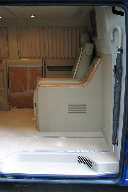 If carlsberg made t4 interiors this would be it probably for Vw t4 interior designs